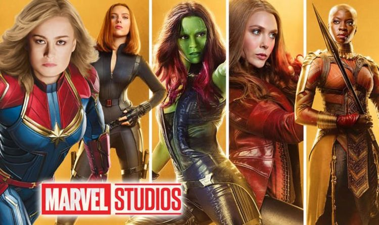 first rate d44e1 a00e1 Avengers Endgame  MAJOR NOD Marvel gives female fans DELIGHTS Twitter - but  is it enough