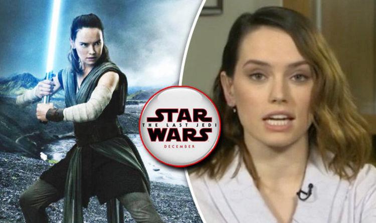 Star Wars Daisy Ridley Didnt Feel Comfortable Starting Last Jedi