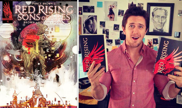 Interview Red Rising Author New Sons Of Ares Prequel Plus Irongold
