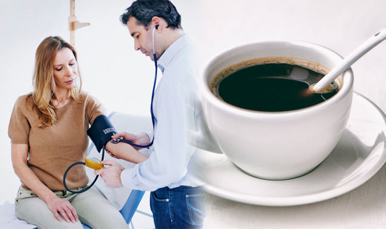 High blood pressure symptoms: Switch to decaf coffee to lower hypertension  | Health | Life & Style | Express.co.uk