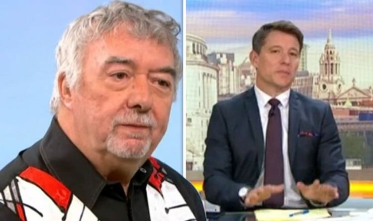 ITV Good Morning Britain: Ben Shephard tells John Virgo to 'get lost