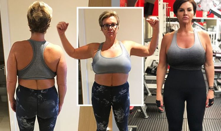 Weight Loss Woman Loses Three Stone In Three Months After Ditching A Food From Diet Plan Express Co Uk