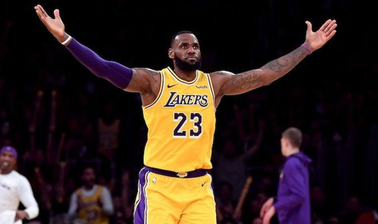 a715feb14 LeBron James injury  Lakers insider drops major hint on when superstar will  return