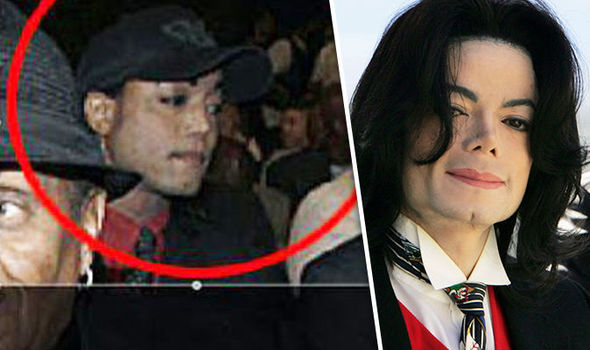 SHOCK PICTURE: MICHAEL Jackson 'still alive and sitting in crowd