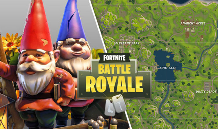 gnome fortnite week 7 challenge locations revealed - gnome challenge fortnite