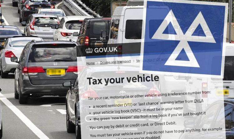 Car Tax And Mot Test Simple Trick Could Help Prevent You Landing