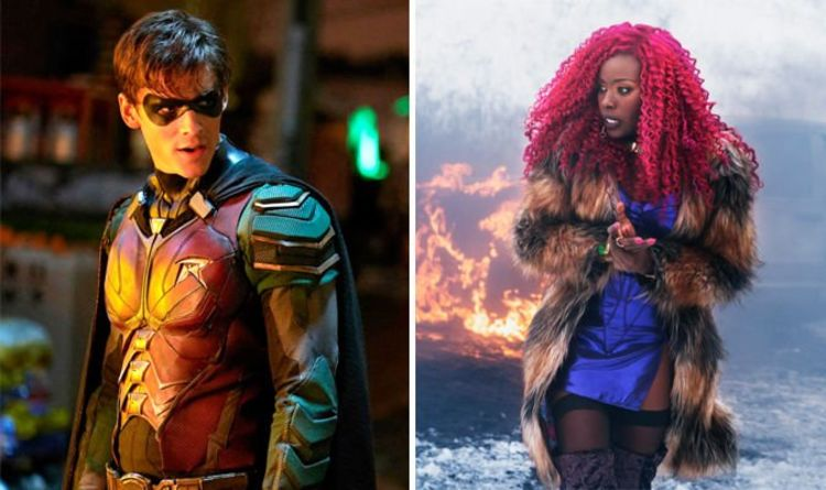 Titans on Netflix cast: Who is in the cast of Titans on