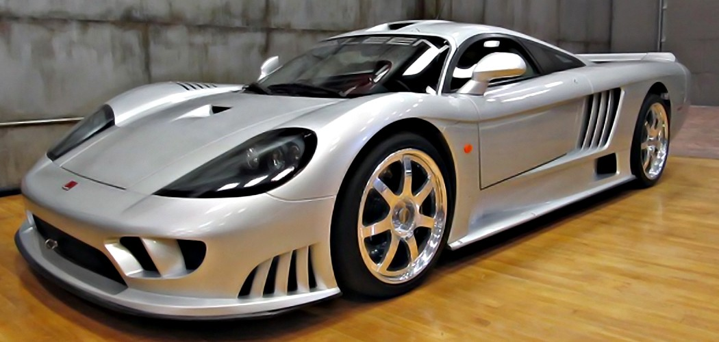 Saleen S7 For Sale >> The Saleen S7 America S First Production Supercar