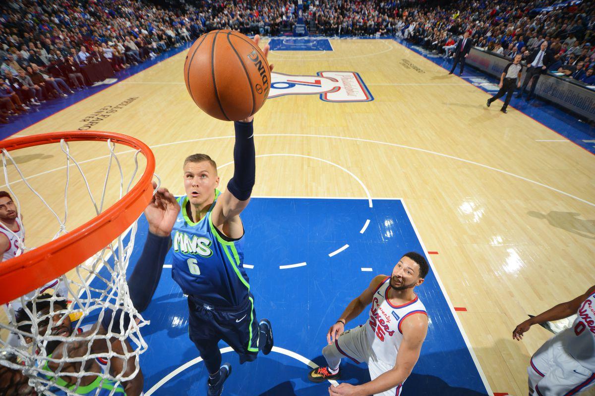 Philadelphia 76ers Vs Dallas Mavericks Spread And Prediction