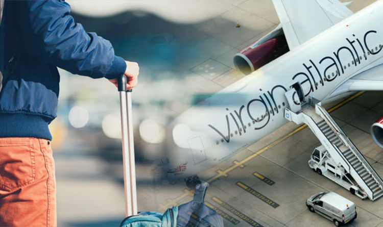 Virgin Atlantic flights: Hand luggage and checked baggage