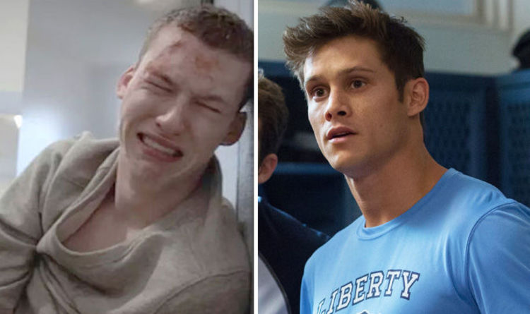 13 Reasons Why Season 2 Monty Actor Breaks Silence Over Tyler Down