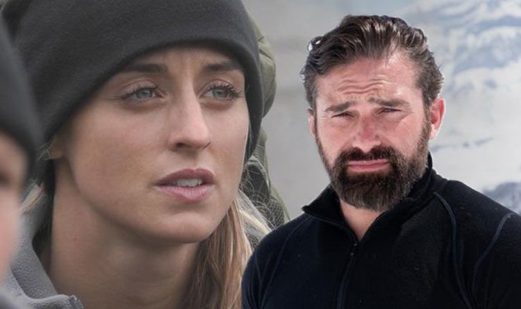 Sas Who Dares Wins Ant Middleton Rages At Women Trainees On Channel  Video Tv Radio Showbiz Tv Express Co Uk