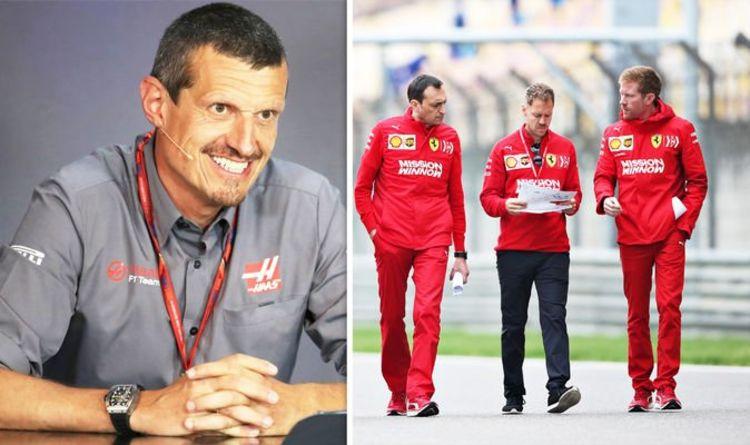 F1 news: Haas boss 'confirms' Red Bull suspicions of Ferrari