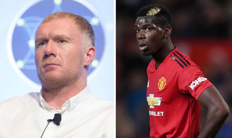 e7ec876ac0b Man Utd news  Paul Pogba s brain switches off and nobody can control him -  Paul Scholes