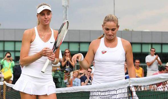 Bad Girl Naomi Broady Claims Wimbledon Win With No Lta Help