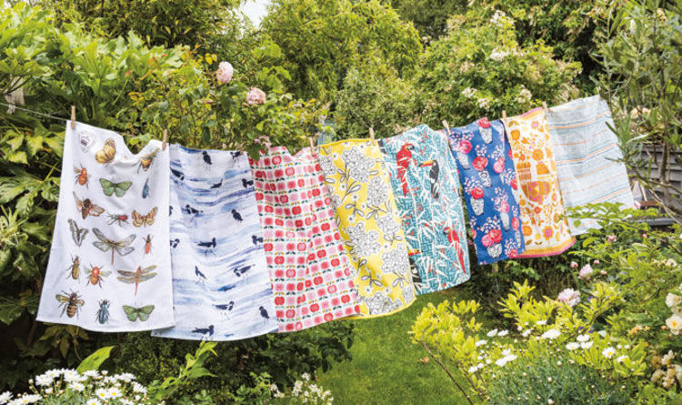 Cath Kidston George And Next The Best Tea Towel Designs
