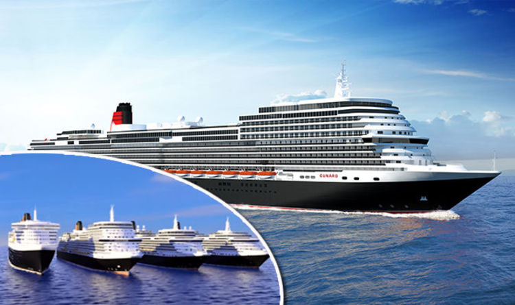 Cunard Cruises New Ship UK Cruise Line Reveals Bigger And Better - Queen of the seas cruise ship