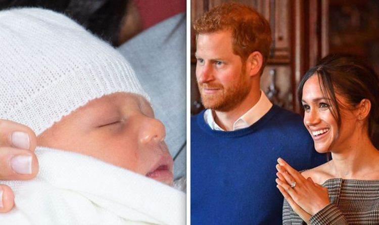 Baby Archie: Meghan and Harry's son to make welcome public