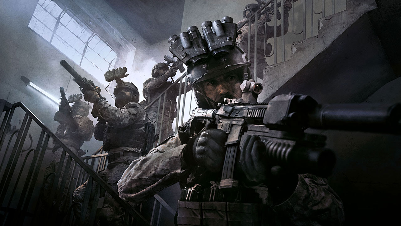 Call of Duty: Modern Warfare is up for Best Esports Game.