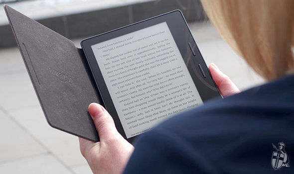 f81b0004ef0 Kindle Oasis is the best eBook reader on-sale today - it s also the most