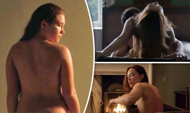 Florence Pugh Strips Totally Naked In Raunchy Sex Scenes After