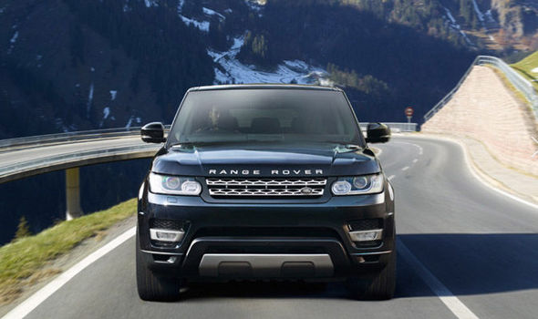 168967834ce The new generation of the Range Rover Sport has grown by just 62mm