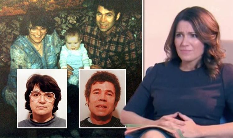 itv gmb susanna reid interview with fred and rose west daughter