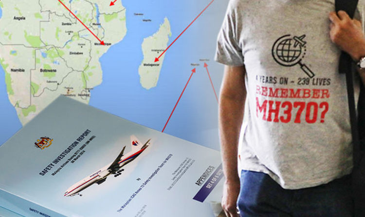 MH370 map: Where is MH370 - Latest radar and debris maps of Malaysia ...