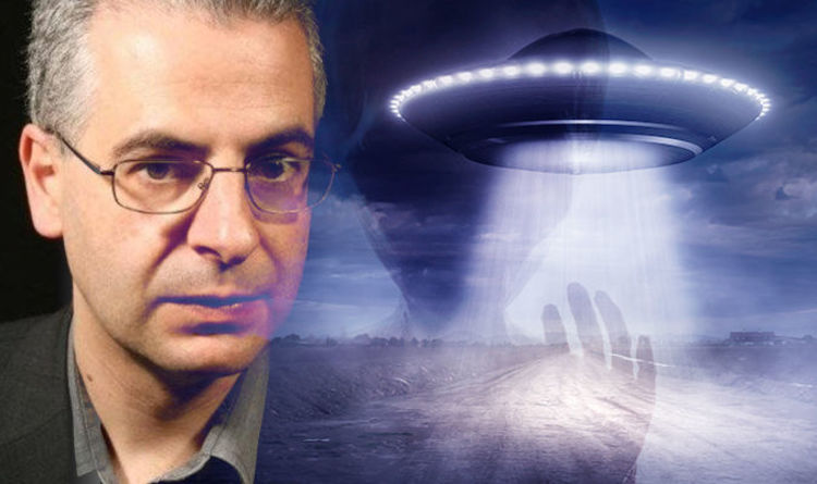 UFO NEWS: Ex-government UFO agent says aliens DO EXIST and addresses