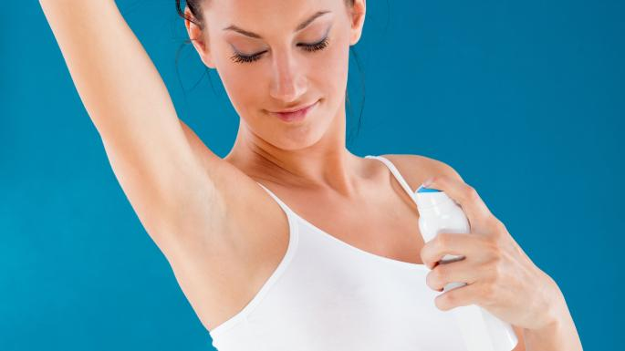 The truth about your smelly armpits — how to tackle body odour