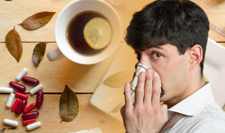 how to get rid of a cold five home remedies to get fast relief and alleviate symptoms express co uk