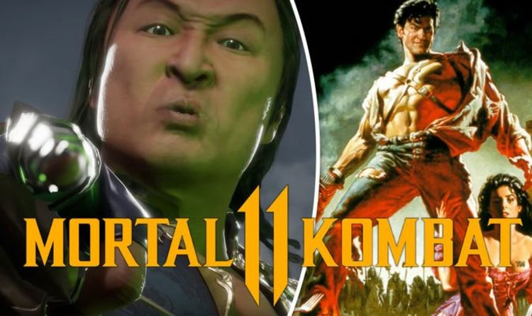 Mortal Kombat 11 Dlc Countdown Launch Time For Shang Tsung Plus Terminator Ash Leaks Gaming Entertainment Express Co Uk