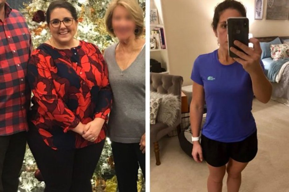 dd8a44cef8 How to lose weight  Reddit user sheds 8.5st by following THIS diet plan -  Daily Star