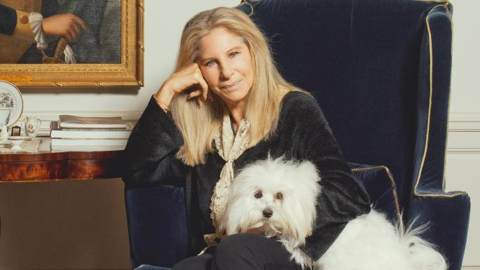 Barbra Streisand at 76: dog cloning, art collecting and
