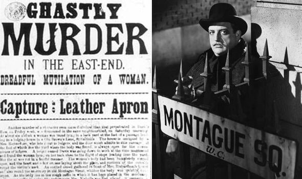 jack the ripper personality