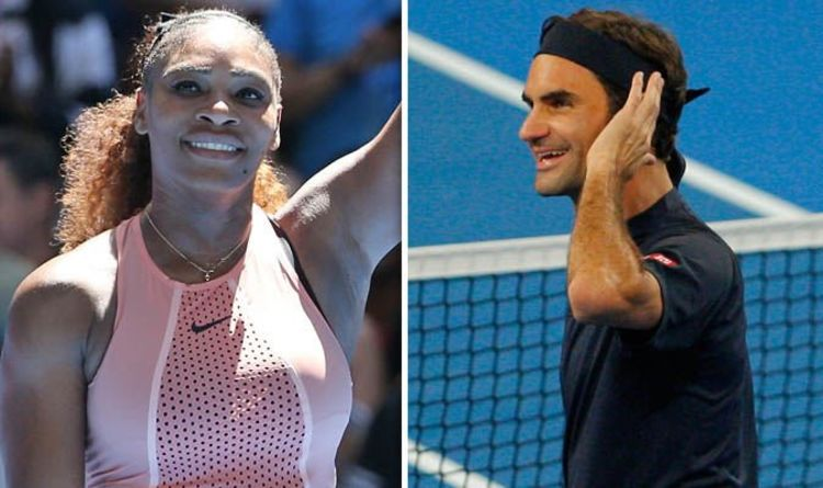 Roger Federer vs Serena Williams  When are they playing  How to watch  Hopman Cup 69b2fbd0210d1