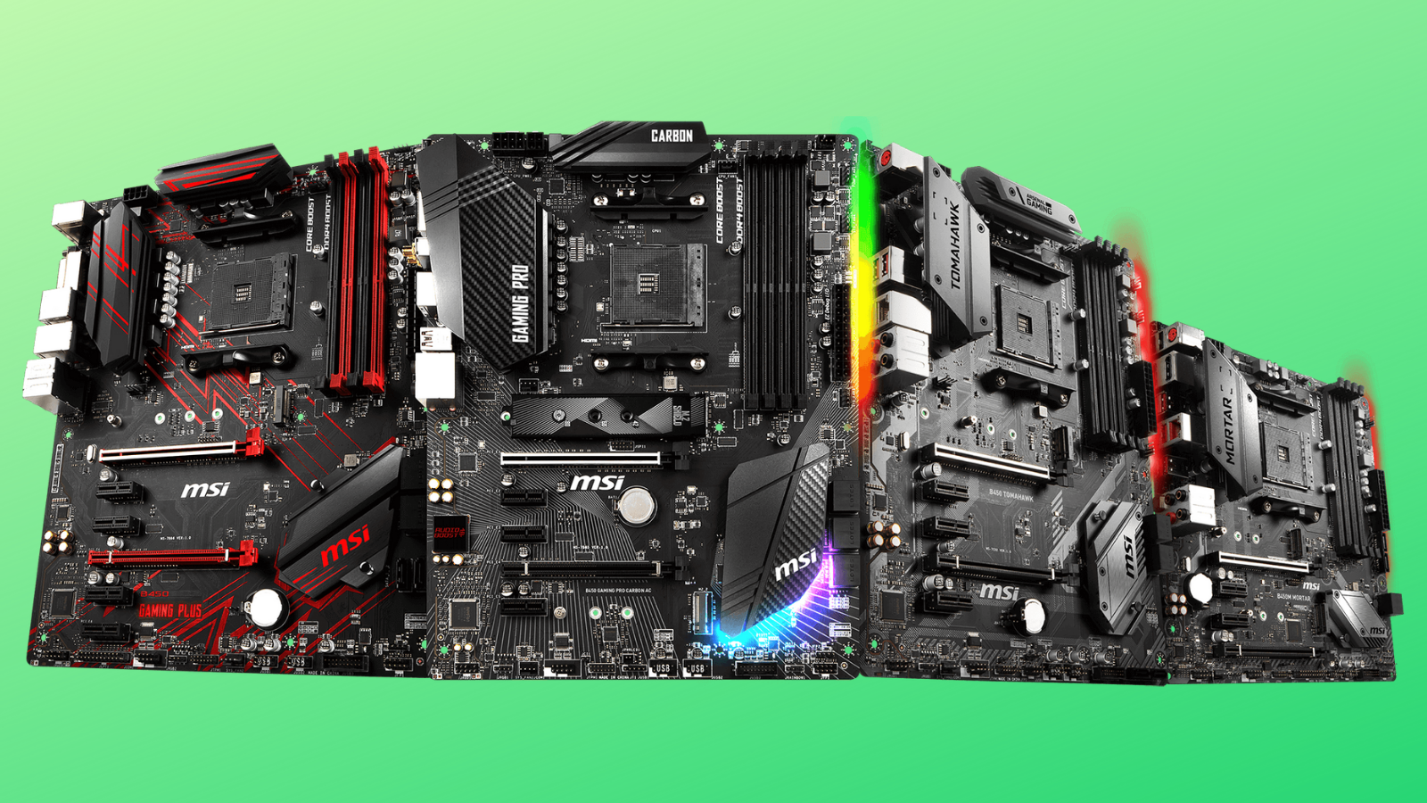 The Best B450 Motherboards 2019 For Gaming and Productivity