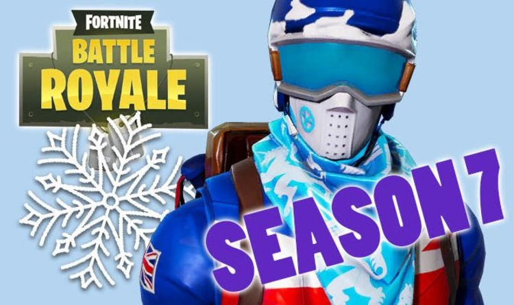 Fortnite Season 7 Update New Map Location For Battle Royale And