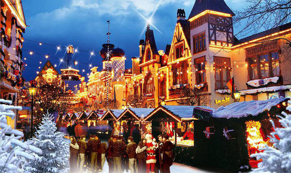 travel activity europa park germany uploadexpress andrew eames - When Is Christmas In Germany