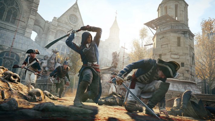 Assassin S Creed Unity Brings More Of The Same Sneaky Mayhem