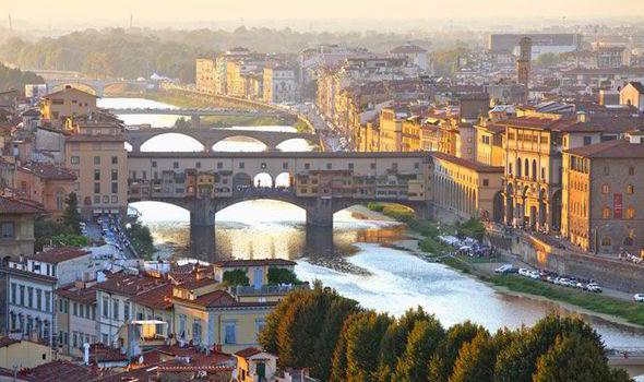 Travel Short Break Italy Pisa Pizza Tuscany Nick Boulos