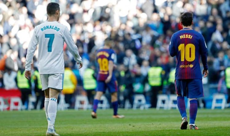 1e673ec66c6 Lionel Messi beats Cristiano Ronaldo with shock statistic – Neymar fourth  as top 10 ranked