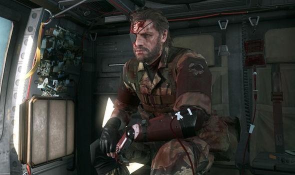 Metal gear quiets secret mission dlc-1404