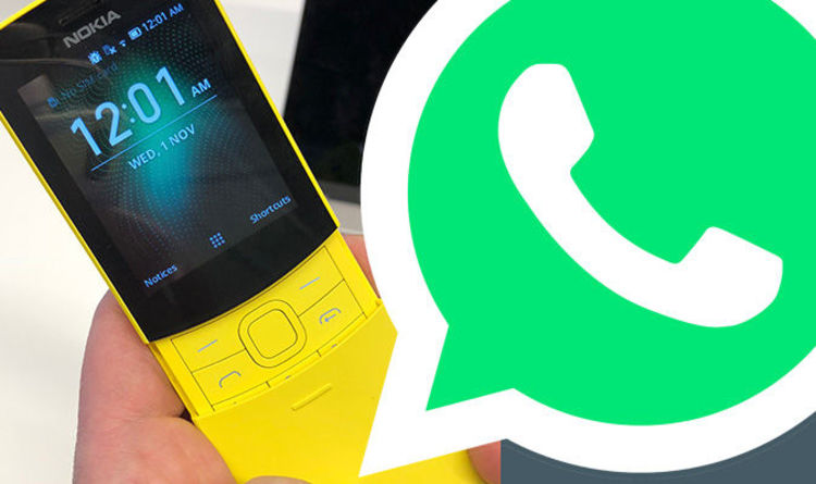 uk availability 52b4f ea568 Nokia 8110 UK price revealed but will it finally get WhatsApp ...