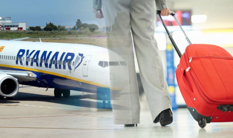 ab6f13d8aa Ryanair hand luggage restrictions have begun - but what are the changes