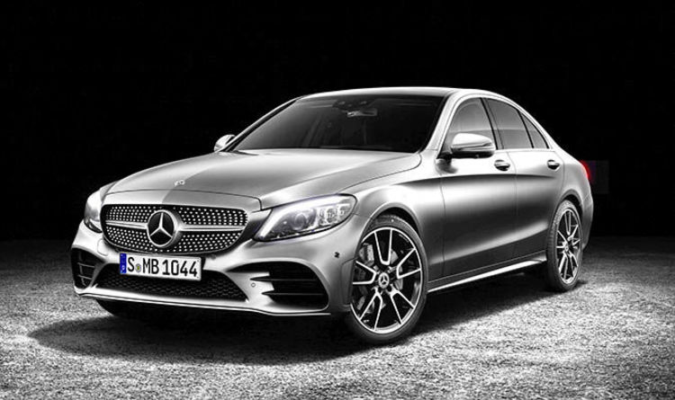 mercedes c-class 2018 saloon and estate cars revealed - new design