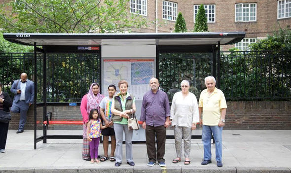homeowner pays staggering 11k to move bus stop from outside their rh express co uk