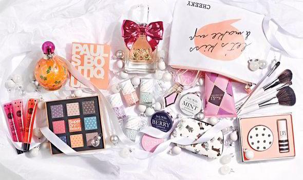 beauty christmas gift present teens perfume amy packer - Christmas Present Ideas For Teens