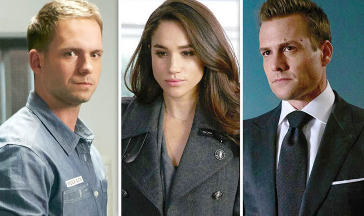 Suits Season 6 And 7 Netflix Release Date Trailer Cast Of Meghan