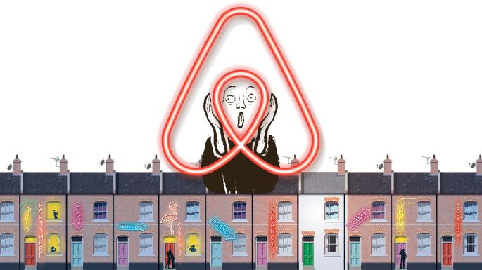 Investigation: how Airbnb has been hijacked by agencies
